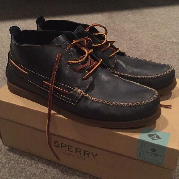 Sperry Shoes | Wedge Chukka | Poshmark